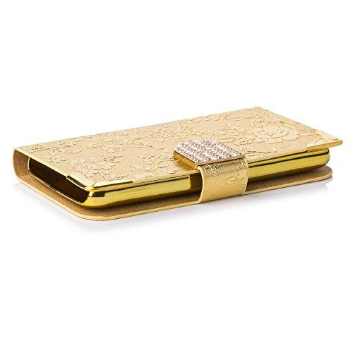 icues-lg-g2-mini-chrom-blume-buch-gold-exklusives-design-mit-eingelassenen-strass-steinen-displaysch