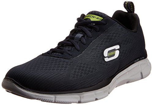 Skechers Equalizer Quick Reaction Herren Sneakers Blau (dark Navy Dknv)