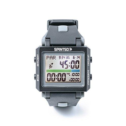 Spintso Watch 2S gris profesional Árbitro reloj pulsera