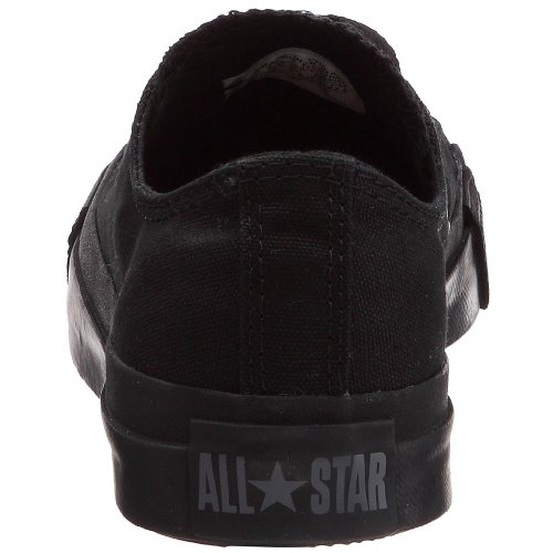 Converse Ctas Core Ox, Baskets mode mixte adulte Schwarz (Monocrom)