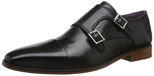 Baixos amp; Negra Clássico pretos Mens 1 Sapatos Clássicos Hamilton Lança Melvin AFCnqZq