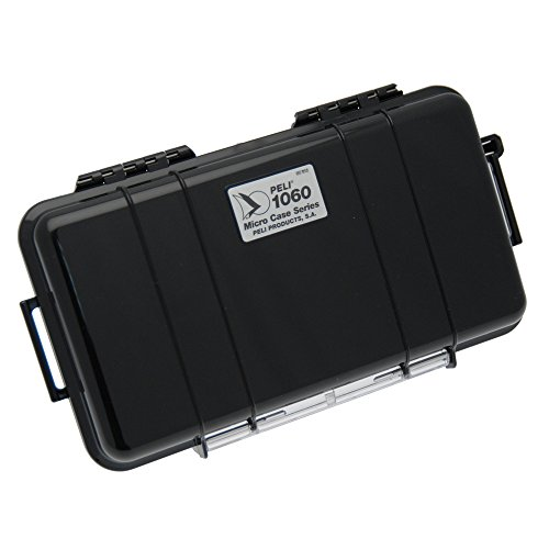Micro Case (Peli 1060 Micro Case- Black with Black Liner)