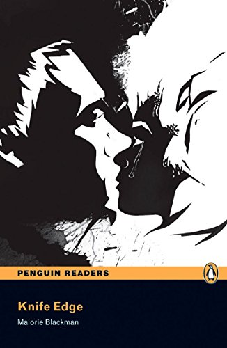 Penguin Readers 4: Knife Edge Reader Book and MP3 Pack (Pearson English Graded Readers) - 9781447938088