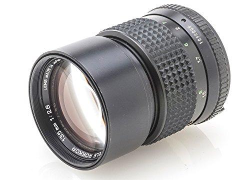Minolta MD Tele Rokkor 135 mm 135mm 2.8 1:2.8 - Minolta MD