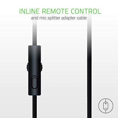 Razer Tiamat 2.2 V2 - Auriculares para Gaming (Dos Controladores de subwoofer, Sonido evolvente, 4 Controladores de 50 mm, Razer Surround Virtual 7.1) Negro