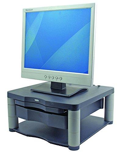 Fellowes Premium Monitor Ständer Plus bis 53,3 cm (21 Zoll) graphit
