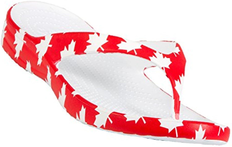 Dawgs Kids' Flip Flops Musical Notes Size 12