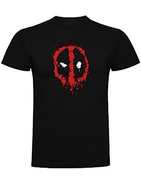 Camiseta de Mujer Deadpool Comic
