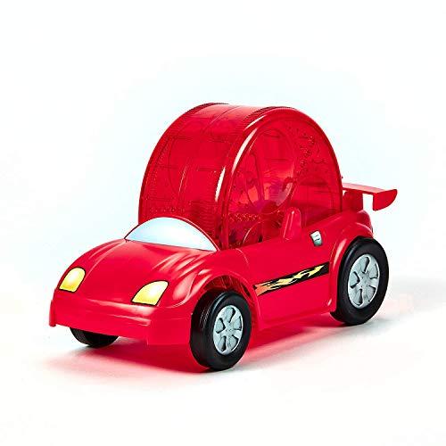 Interpet 861361 Superpet Critter Cruiser - Kleintierspielauto -