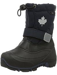 Canadians Unisex-Kinder Allwetterstiefel Schneestiefel