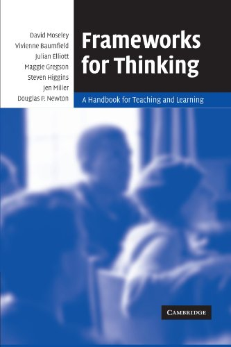 Frameworks for Thinking Paperback: A Handbook for Teaching and Learning