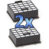 Filtro HEPA - 2 unidades - DREHFLEX ® adapta Bosch / Siemens 00572234, 00426.