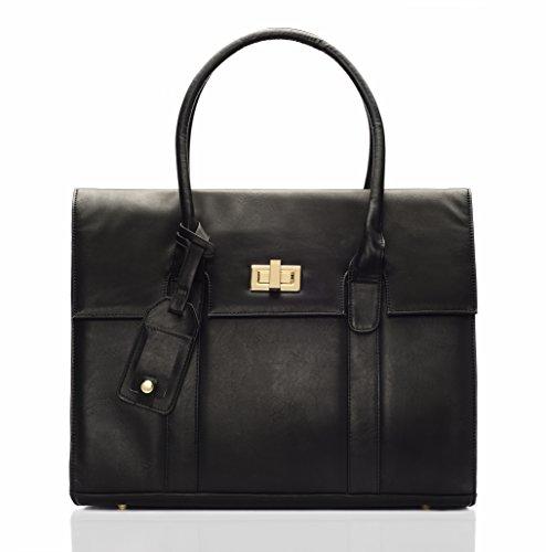 graceship-damen-laptop-tasche-london-schwarz-schwarz-16-inches