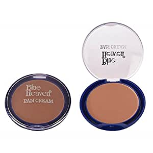 COMBO OF 2 PCS Blue Heaven Pan-Cream Concealer Water Proof 5 GM (SHADE-06)
