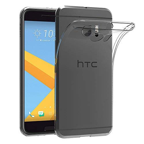 HTC 10 Hülle Case, AICEK [Ultra-Clear] HTC 10 Case Silikon Soft TPU Crystal Clear Premium Durchsichtig Handyhülle Schutzhülle Case Backcover Bumper Slimcase für HTC 10