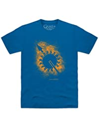 Official Game of Thrones - Martell Sigil Spray T-shirt, Pour homme