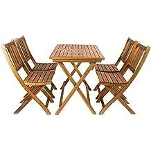 Amazon.es: mesas y sillas terraza exterior