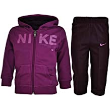 Nike Kids track suit baby bebé chándal púrpura