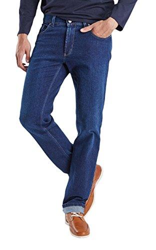 Pioneer Herren Jeanshose Rando Blau (dark used 14)
