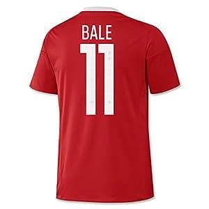 2016-17 Wales Home Shirt (Bale 11)