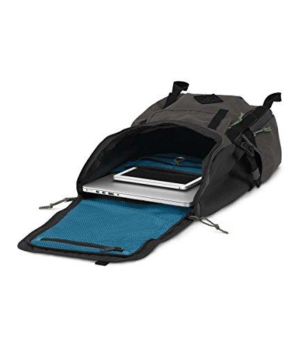 JanSport Hatchet Laptop Backpack(Grey Tar) Image 6