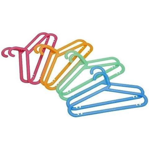 Ikea - Perchas infantiles, 8 colores