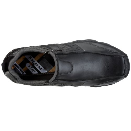 Skechers Diameter, Chaussures de ville homme Noir