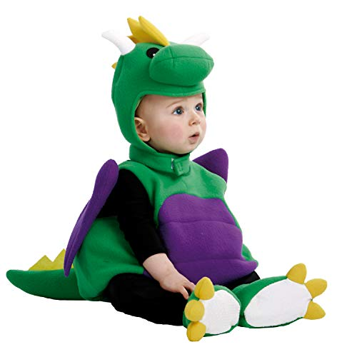 My Other Me-Kostüm Baby Dinosaurier (viving Costumes) 7-12 meses (Baby Drache Dinosaurier Kostüm)