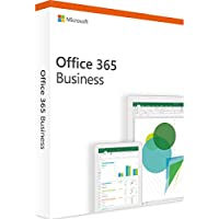 Microsoft Office 365 Business |1 Person / 5PC | 12-Month Subscription (CSP-Microsoft India)