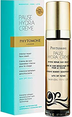 Pause Hydra Creme - Best Moisturiser For Menopausal Skin - Face Cream With Cosmetic CRTTM 50ml