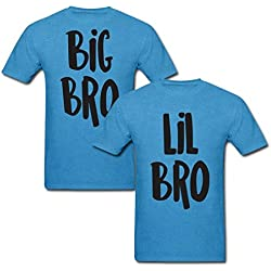 Pepperclub Boys Printed Tshirt For Siblings - Big Brother Littler Brother