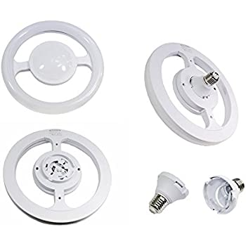 Lampada circolare a led per ricambio neon 20 watt di for Lampada led 50 watt