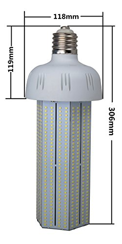 YXH 100W E40 LED de luz del maíz 6000k Bombilla de Haz...