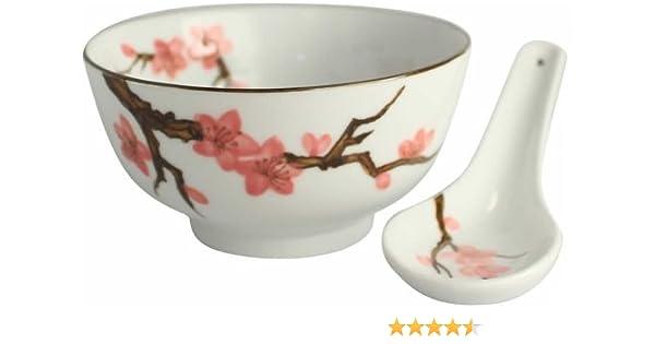 "/""Sakura/"" 桜 Essteller rund Ø 17,5 cm Teller"