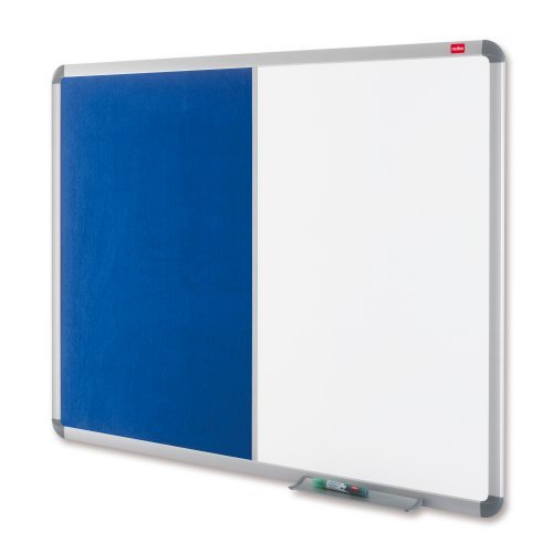 Great Buy for Nobo EuroPlus Non-Magnetic and Felt Combination Board (900×600 mm) Reviews