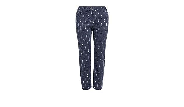 next Damen Cropped Jeans Mit Weichem Griff – Langgrößen