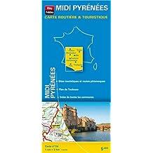Midi Pyrénées : 1/200 000