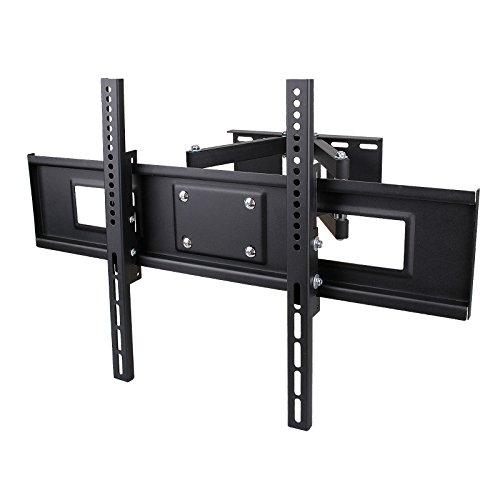 """BAYTTER Universelle ausziehbare TV Wandhalterung Wandhalter schwenkbar neigbar für LCD LED Fernseher für fast alle TV Hersteller, für Fernseher mit 80-177cm (32-70"""") 30 32 39 40 42 46 47 48 50 55 65 70 Zoll,VESA max. 600x400 universell"""