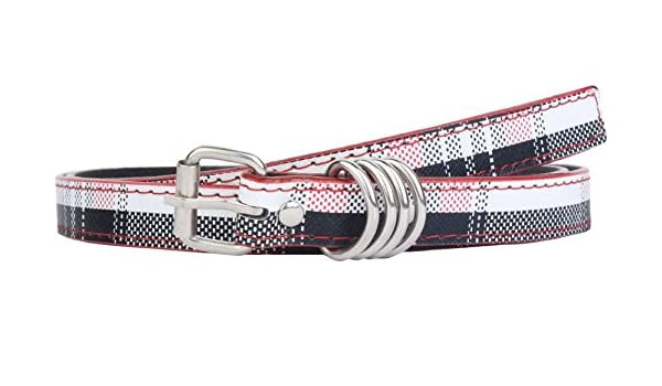 VIntex Women Casual Multicolor Synthetic Belt  Amazon.in  Bags ... d9cb912e97