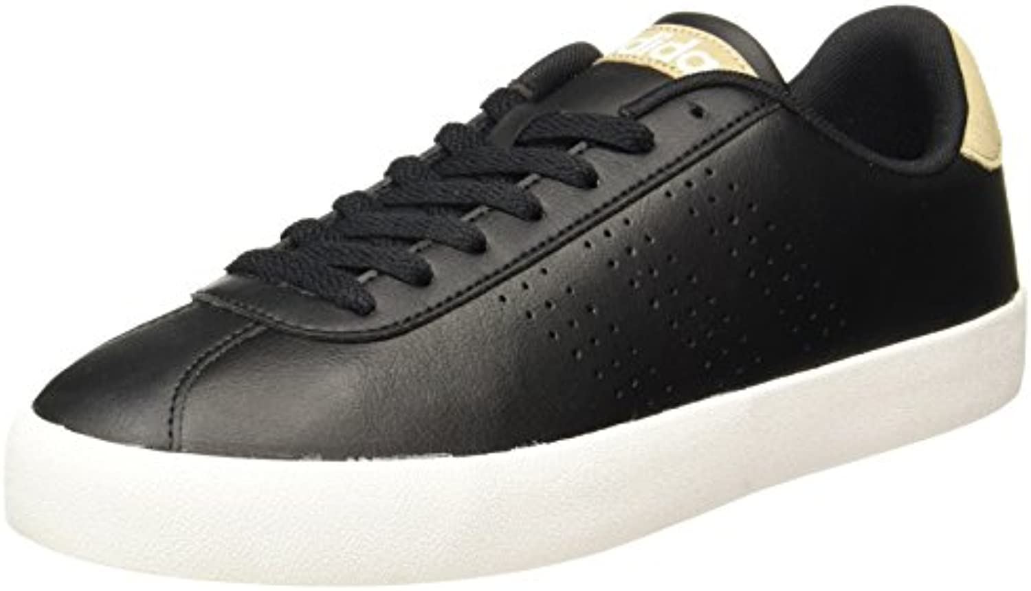 adidas Herren Court VULC Low Top  Rot