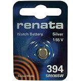 Batterie Silberoxyd Renata 394, 1er