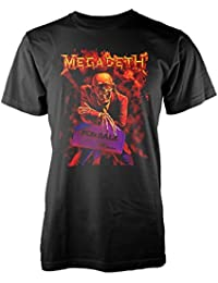 Live Nation - T-shirt Homme - Megadeth - Peace Sells