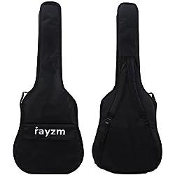 Funda de guitarras Rayzm