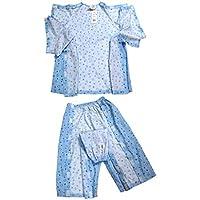 Unbekannt MagiDeal Krankenhaus Patienten Kleidung Nachtwäsche Reißverschluss, einfach an- und auszuziehen preisvergleich bei billige-tabletten.eu