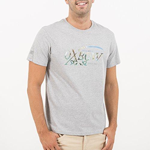 OXBOW k1termi Termi T-Shirt Kurzärmelig Grau