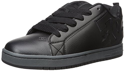 DC Shoes Chase Shoe D0302100, Sneaker uomo Black