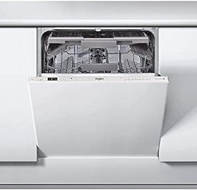 Whirlpool lavavajillas integrable wic3c26pf blanco a++