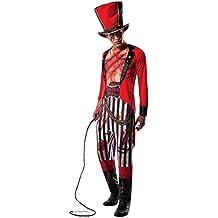 Rubie 's oficial León domador circo Zombie Halloween, disfraz para adultos–X-Large