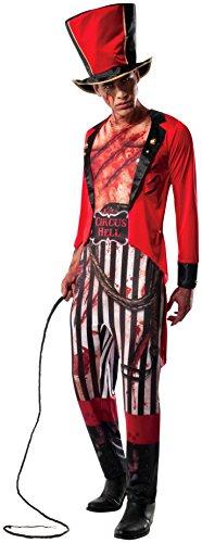 e 's Offizielles Lion Tamer Circus Zombie Halloween Kostüm für Erwachsene XL (Lion Tamer Kostüme)