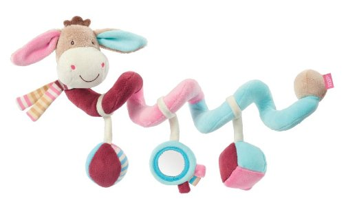 Fehn 081336 Activity-Spirale Esel, Monkey Donkey
